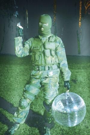 Marcin Fajfruk. Disco Combat