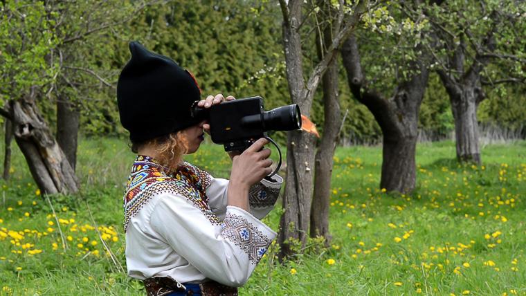 "Katarzyna Perlak, ""Niolam Ja Se Kochaneczke"", 2016, Video still Next"