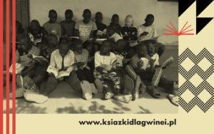 """Akcja """"Książki dla Gwinei"""""""